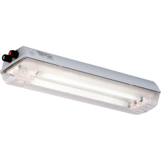 ELLK 92018/18 110-254V 2 x 18W FLUORESCENT FITTING