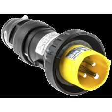 GHG 511 7304 R0001 16A 110-130V 3Pole 4H Ex-plug