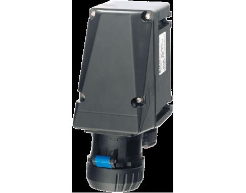 CEAG GHG 511 4306 R3001 16A 230V 3Pole 6H Ex-wall Socket (2xM20 entry)