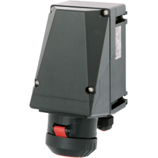 GHG 511 4406 R3001 16A 380-415V 4P 6H Ex-wall socket