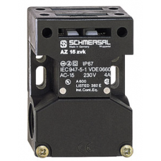 SCHMERSAL, AZ15 ZVK-M16 SAFETY SWITCH #101152787