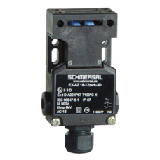SCHMERSAL, EX-AZ 16-12ZVRK-M16-3D EX SAFETY SWITCH #101185377
