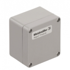 WEIDMULLER, #1305810000, KLIPPON POK 080806, GRP ENCLOSURE, GREY, SIZE: 75 X 80 X 55 MM , IP66