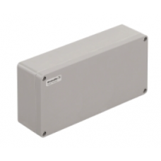 WEIDMULLER, #1305910000, KLIPPON POK 163609, GRP ENCLOSURE, GREY, SIZE: 160 X 360 X 90MM, IP66