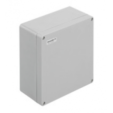 WEIDMULLER, #1305930000, KLIPPON POK 252512, GRP ENCLOSURE, GREY, SIZE: 250 X 255 X 120MM, IP66