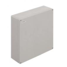 WEIDMULLER, #1305970000, KLIPPON POK 404012, GRP ENCLOSURE, GREY, SIZE: 405 X 400 X 120MM, IP66