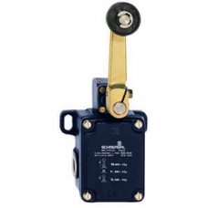 SCHMERSAL, TD 441-11Y HEAVY DUTY SWITCH WITH ROLLER LEVER D #101170463